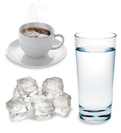 Better coffee, tea, water and ice with Linis pure water