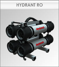 Linis Hydrant low pressure reverse osmosis systems - 1,000 gpd from 60 psi