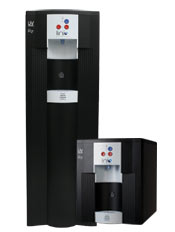 Linis Water Station III bottle less water purification cooler